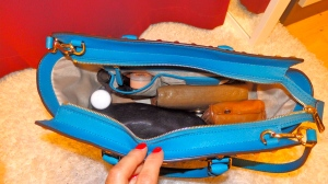 What's in my bag?! Kleine Taschengeschichten...