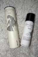 Reisegröße mit 50ml des Percy&Reed Reassuringly Firm Session Hlod Hair Spray....