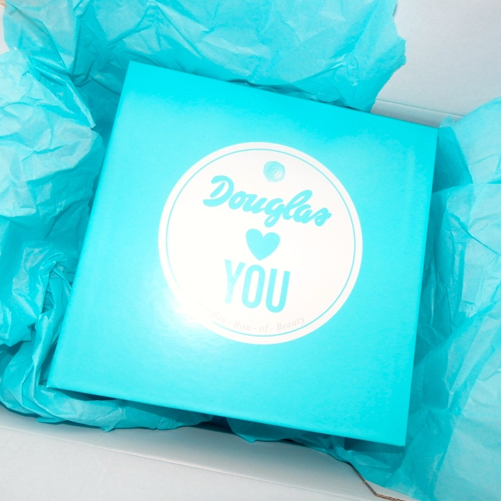 Ein Déjà-vu…Unboxing Douglas Box of Beauty Januar 2014
