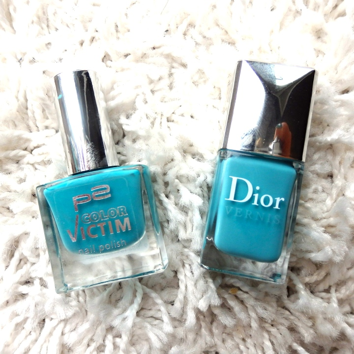 Dior Saint Tropez Dupe: P2 Never 2 Much