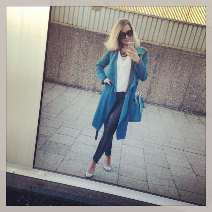 The sloany pony is back…Outfit of the day…