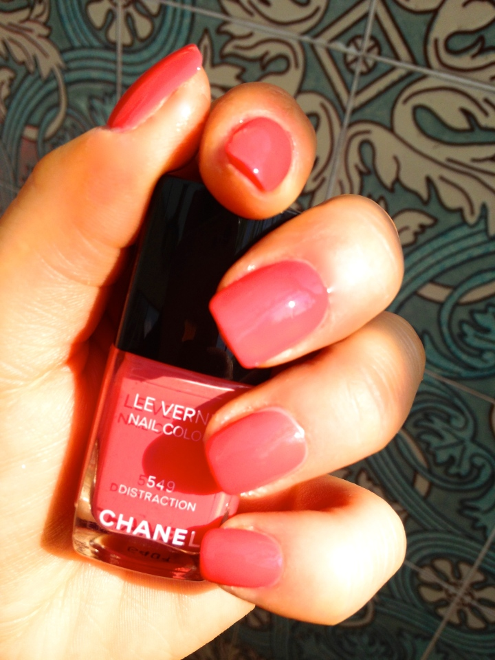 Chanel Distracted NOTD