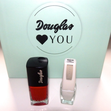 Douglas Box of Beauty April 2014