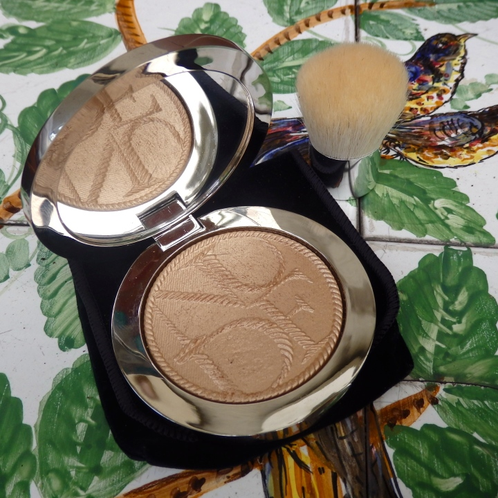 You had me at Hello…Diorskin Nude Tan Transat Edition Highlighter