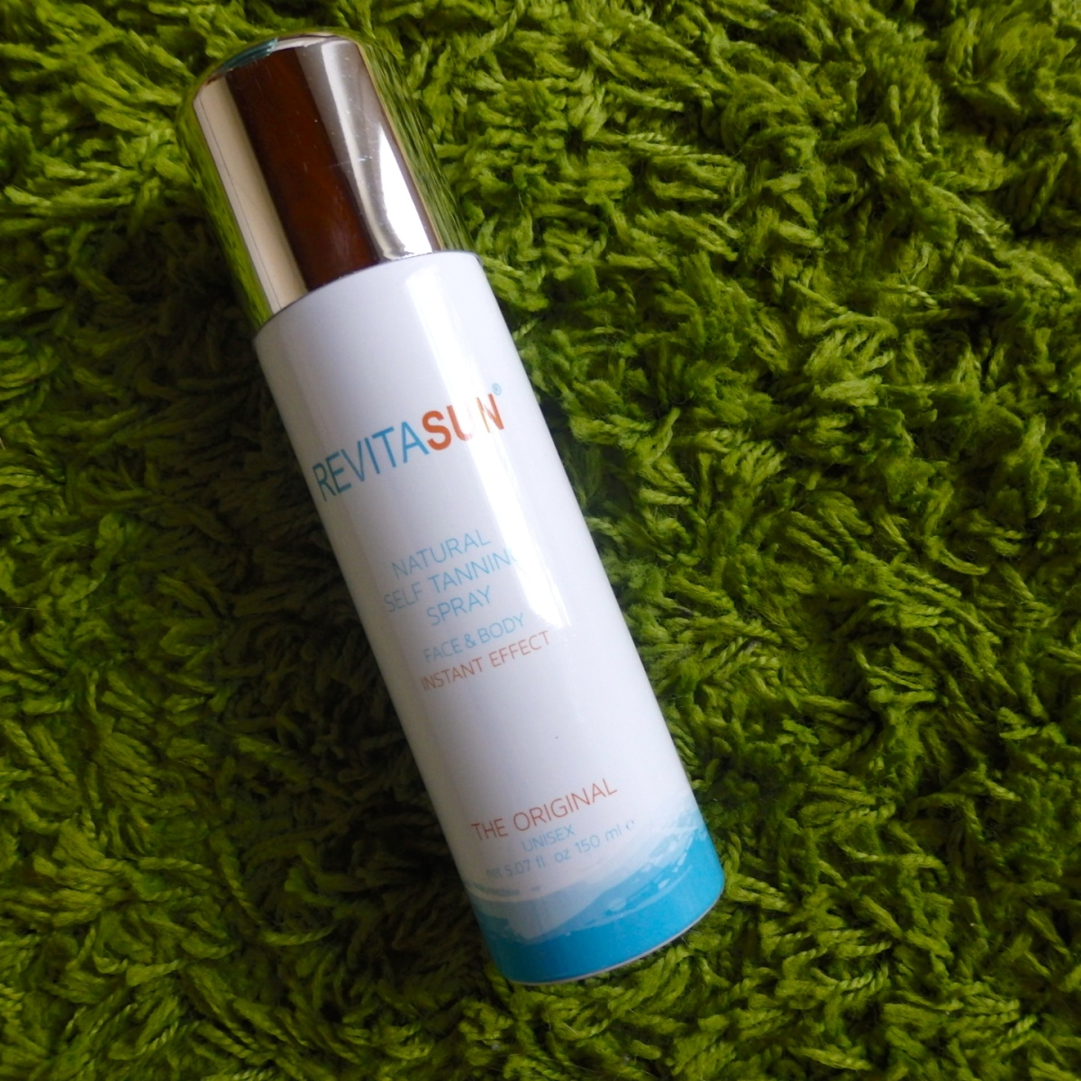 Awake in a world full of sleepers...Revita Sun Self Tanning Spray Review