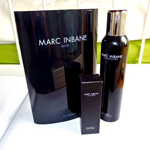 Fake tan it 'til you make it…Marc Inbane Spraytan Gewinnspiel…