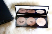 Close Up Carrforshoes GA-DE Cosmetics Basic Contour Kit