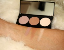 Carrforshoes GA-DE Cosmetics Basic Contour Kit Swatches